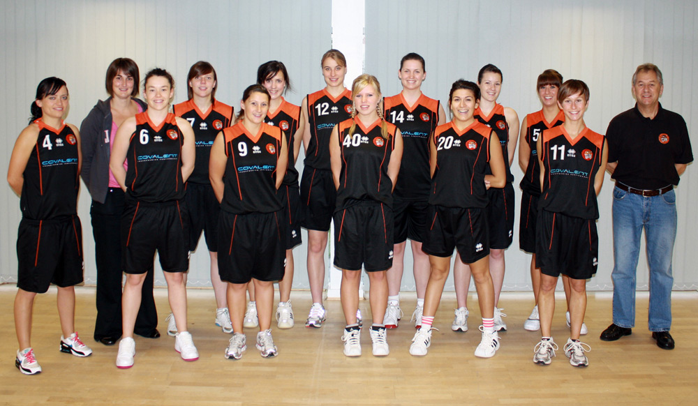 Taunton Tigers Basketball Club � Tigers Womens Team 2009/10